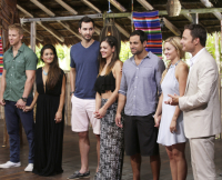 SEAN LOWE, CATHERINE LOWE, CHRIS SIEGFRIED, DESIREE HARTSOCK, JASON MESNICK, MOLLY MESNICK, CHRIS HARRISON