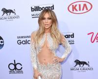 Jennifer Lopez at the 2015 Billboard Music Awards in Las Vegas, Nevada on May 17, 2015