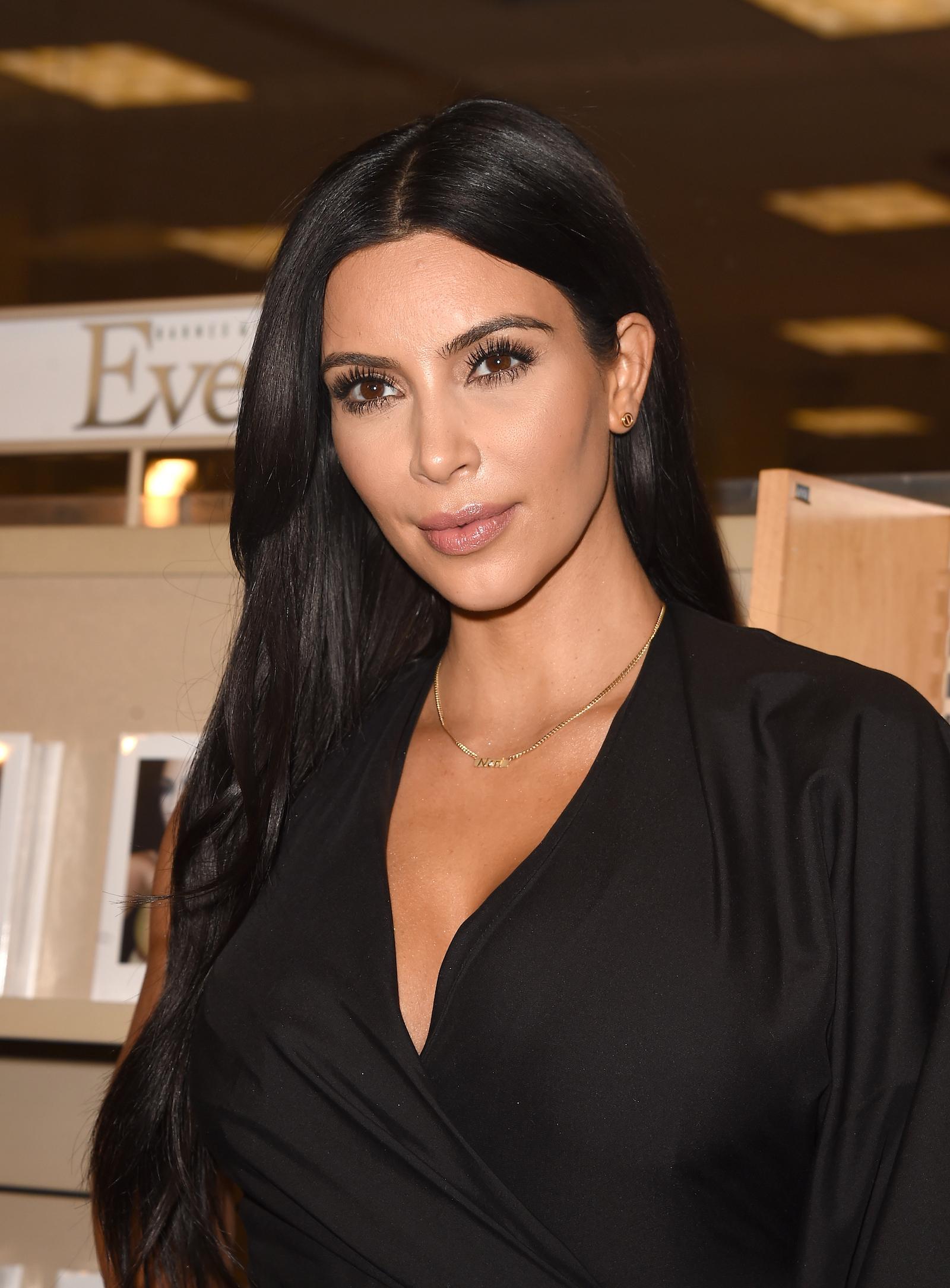 Kim Kardashian Interviews Kylie Jenner About Her Best: 8 Nude Celebrity Selfies Inspired By Kim Kardashian (PHOTOS