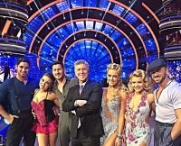 DWTS Tom Bergeron and Pros