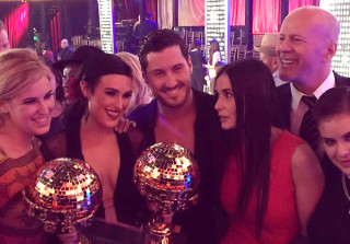 Rumer and Val React to DWTS Win on Social Media (PHOTOS)