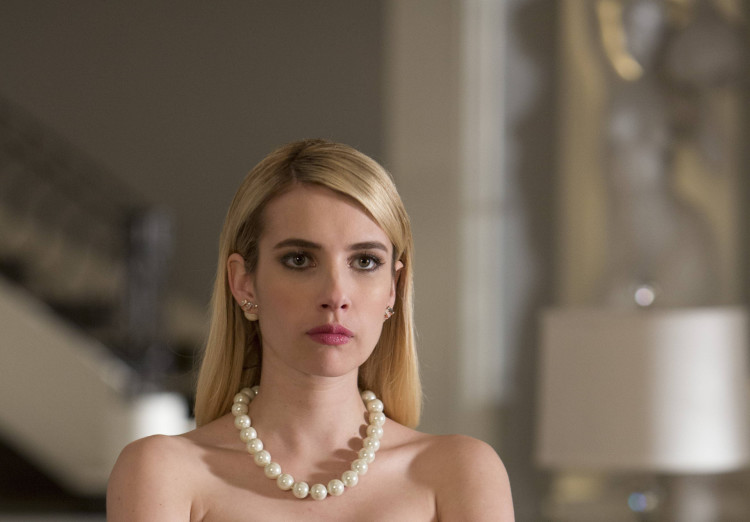 Scream Queens Season 1: Chanel Oberlin Is Not Happy