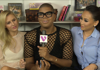 "EJ Johnson Spills on Dating, His ""Sexy"" Style Post-Weight Loss — Exclusive (VIDEO)"