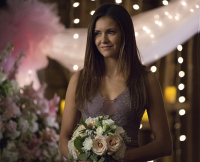 "Elena Gilbert in The Vampire Diaries Season 6, Episode 21 (""I'll Wed You in The Golden Summertime"")"