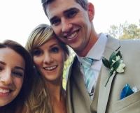heather morris wedding
