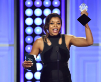 Taraji P. Henson 5th Annual Critics' Choice Television Awards - Show
