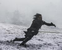 Jon Snow on Game of Thrones Season 5, Episode 8