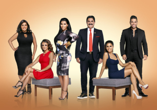"Shahs of Sunset Season 4 Reunion Is ""Very Intense"""