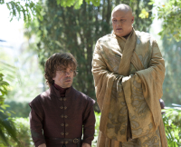 Game of Thrones: Varys and Tyrion on Season 4