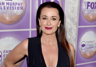 Kyle Richards Confirms Who She Lost Her Virginity To, Sister Kim Is Sober