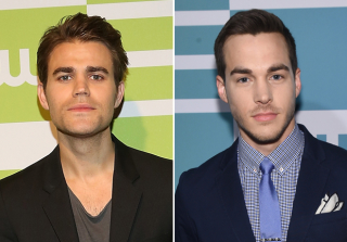 Chris Wood and Paul Wesley\'s Blossoming Bromance Is One For the Ages