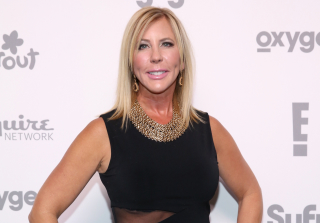 "Vicki Gunvalson Left the OC Behind For a ""Detox"" Weekend"