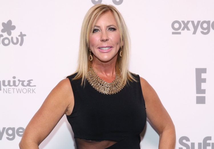 is vicki dating brooks 2015 Once a cheater, always a cheater vicki gunvalson doesn't care six months after radar's explosive report on her boyfriend's admitted adultery, brooks ayers spoke out in an exclusive interview to insist the couple are stronger than ever.
