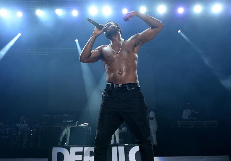 Jason Derulo 103.5 KTU's KTUphoria 2015 - Show
