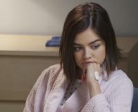 Aria on on Pretty Little Liars Season 6, Episode 2