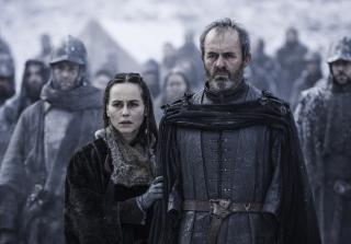 Game of Thrones' Director Spills On Stannis Baratheon's Death