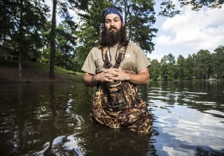 Duck Dynasty's Jep Robertson Was Sexually Abused as a Child, He Says