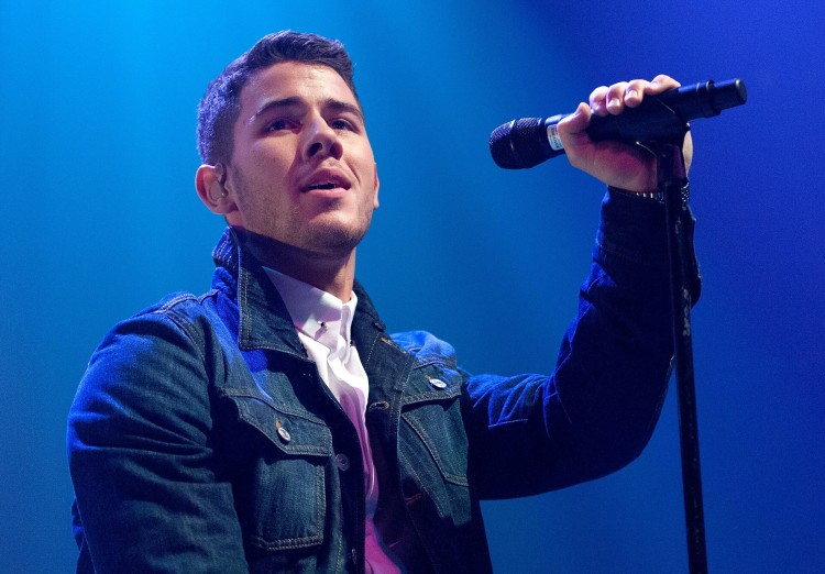 Nick Jonas In Concert - New York, NY