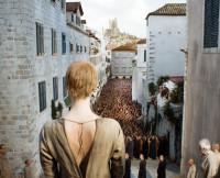 Cersei Looks Over King's Landing