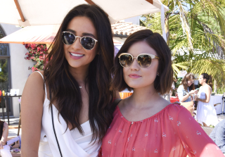 Lucy Hale, Shay Mitchell, Zendaya and More Attend \