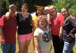 "Honey Boo Boo's Sister Jessica ""Chubbs"" Shannon Graduates High School (PHOTO)"