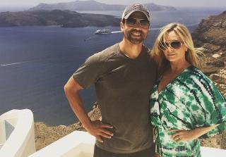 Tamra Judge Enjoys Belated Honeymoon With Eddie Judge in Greece (PHOTOS)