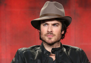 Ian Somerhalder Is \