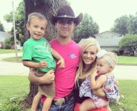 Mackenzie Douthit and Josh McKee's Family