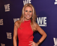 "WE tv Presents ""The Evolution Of The Relationship Reality Show"" - Red Carpet Gretchen Rossi"