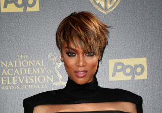 Tyra Banks Looks Totally Different But Great Without Makeup (PHOTO)
