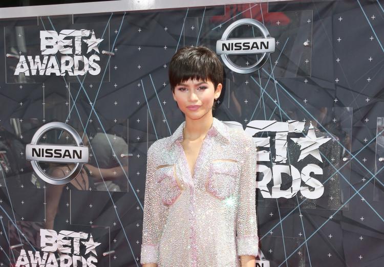 Zendaya at 2015 BET Awards