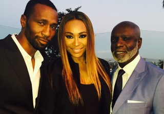 Cynthia Bailey's Ex, Leon Robinson, Is Now a Musician