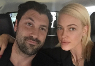 Maks Chmerkovskiy Is Traveling on DWTS Tour — For Peta!