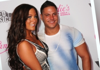 Jersey Shore's Sammi & Ronnie Vacation in Italy Together (PHOTOS)