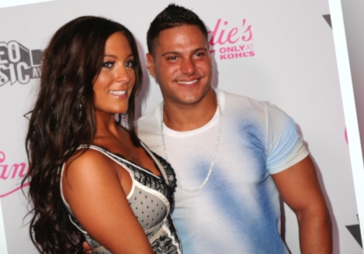 Sammi Sweetheart and Ronnie Ortiz-Magro