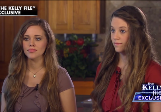 Jessa and Jill Duggar