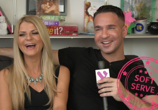 The Situation and Lauren Pesce Nickname Their Marriage Boot Camp Co-Stars (VIDEO)