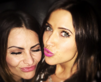 Michelle Money and Kaitlyn Bristowe