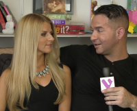 Lauren Pesce and Mike The Situation Sorrentino