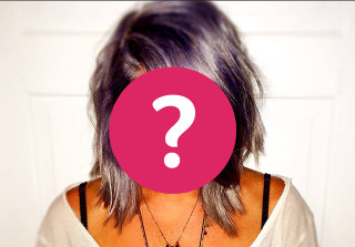 Which Bachelor Star Just Dyed Her Hair Purple? (PHOTO)