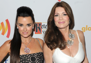 Lisa Vanderpump and Kyle Richards Definitely Not Team Brandi Glanville