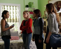 The Liars Confront Mona