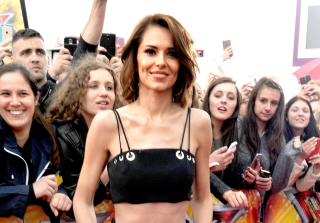 X Factor\'s Cheryl Cole Flaunts Thin Frame After Skinny Shaming (PHOTOS)