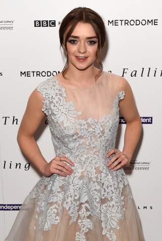 "Maisie Williams at ""The Falling"" Screening"