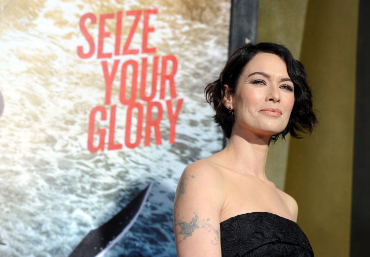 "Lena Headey Premiere Of Warner Bros. Pictures And Legendary Pictures' ""300: Rise Of An Empire"" - Red Carpet"