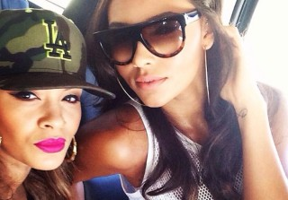 Evelyn Lozada\'s Daughter Lands Modeling Contract With Wilhelmina Models
