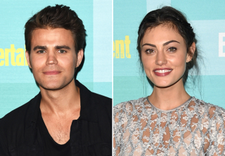 Paul Wesley Celebrates Phoebe Tonkin's 26th Birthday (PHOTO)