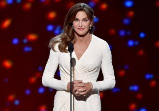 Caitlyn Jenner at 2015 ESPY Awards