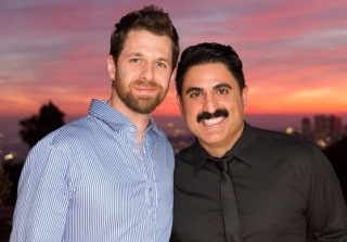 Reza Farahan to Marry Adam Neely on Valentine's Day 2016?
