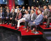 "BACK ROW: RYAN M., TONY, CORY, IAN, KUPAH, COREY, JOSHUA, JONATHAN, CLINT, JUSTIN; FRONT ROW: BEN H., JARED, BEN Z., CHRIS ""CUPCAKE"", JOE, TANNER, JJ"
